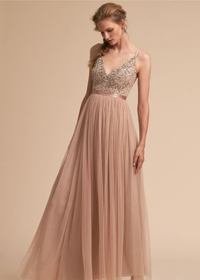 Avery Dress - Blush, BHLDN Bridesmaids