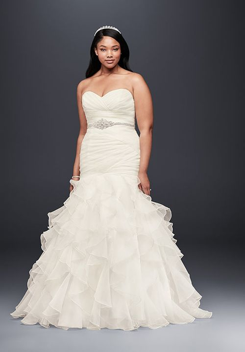 David's Bridal Style 9WG3832, David's Bridal