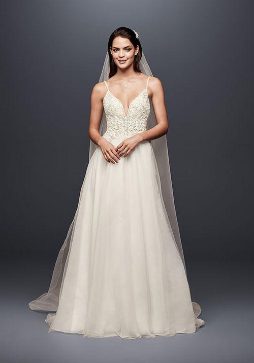 Galina Signature Style SWG784, David's Bridal