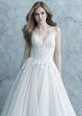 9667, Allure Bridals