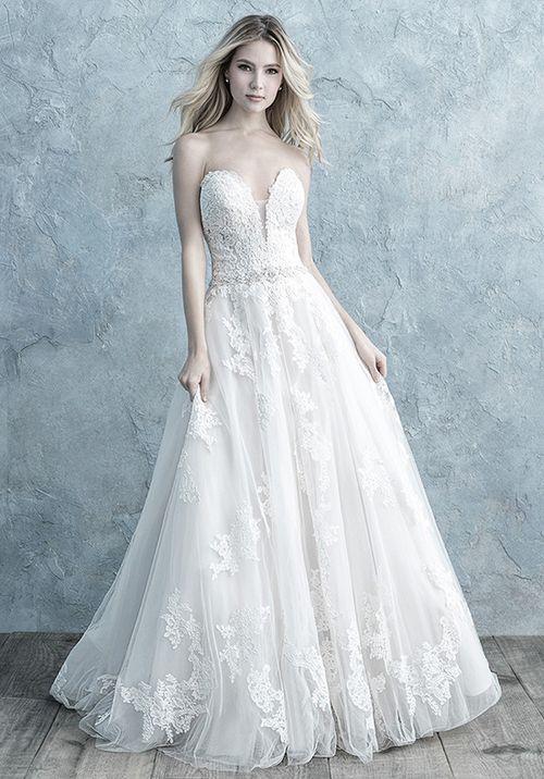 9672, Allure Bridals