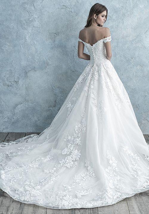 9681, Allure Bridals