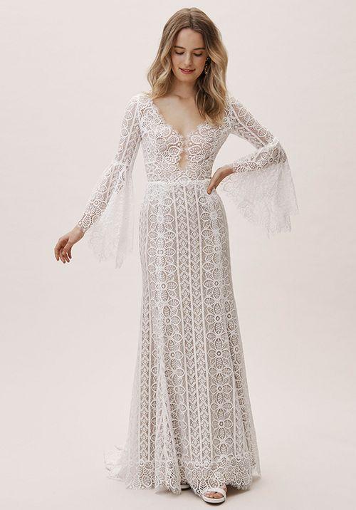BHLDN Adelaide Gown, BHLDN