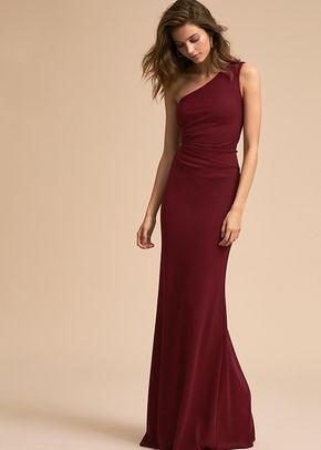 Gwyneth Dress - Bordeaux, BHLDN Bridesmaids