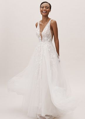 BHLDN Seeley Gown, BHLDN