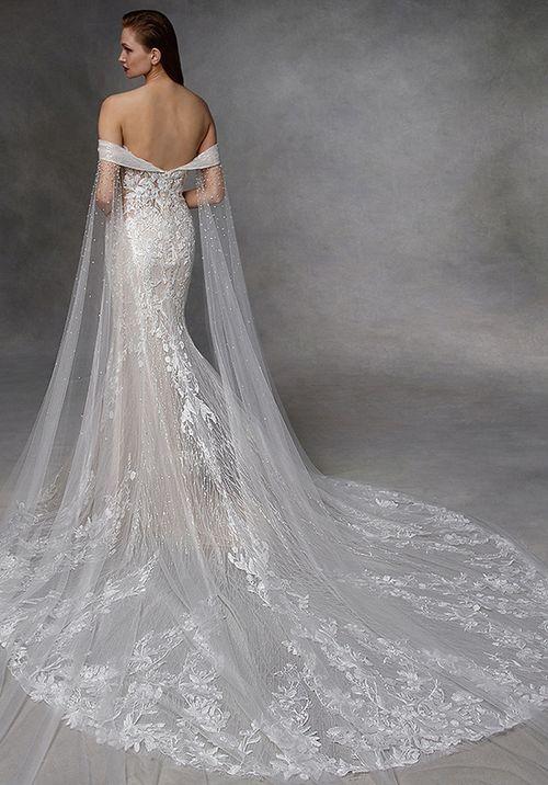 Danica, Badgley Mischka Bride