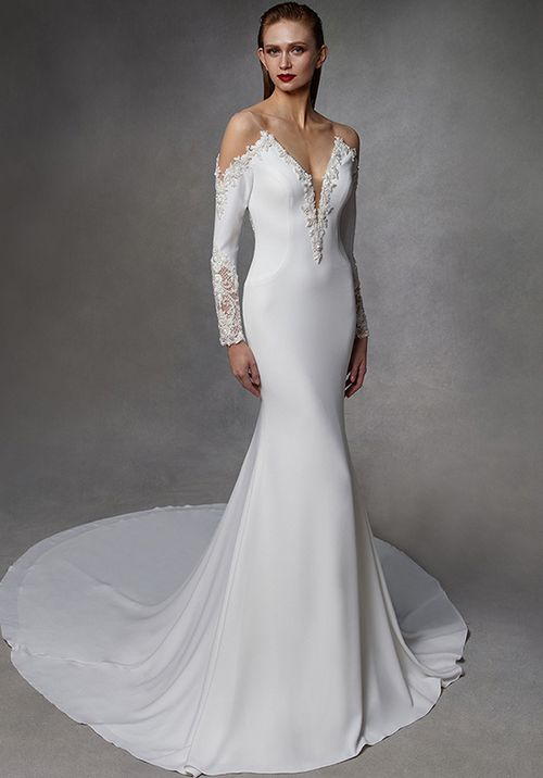 Diane, Badgley Mischka Bride