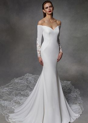 Dinah, Badgley Mischka Bride