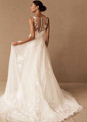 Marceline Gown, BHLDN