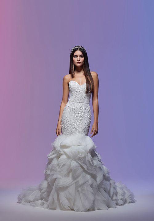 Stephanie/32014, Adrianna Papell Platinum