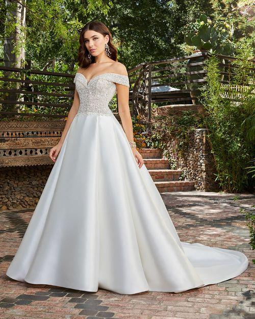 2401-3 Kensington, Casablanca Bridal
