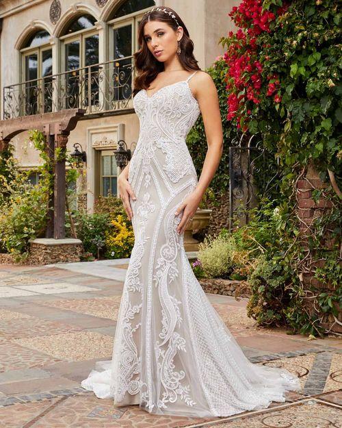 2405 Kendra, Casablanca Bridal