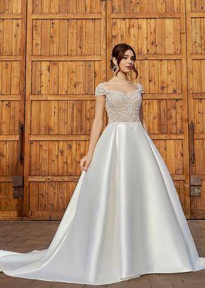 Style 2416 London, Casablanca Bridal