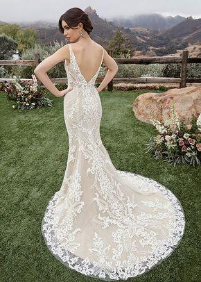 Style 2421 Vera, Casablanca Bridal