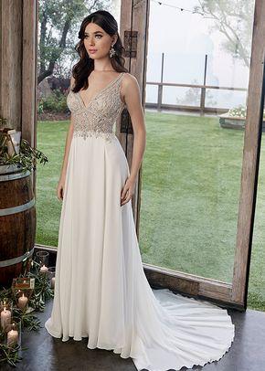 Style 2422 Zoey, Casablanca Bridal