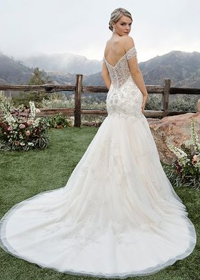 Style 2423 Gabrielle, Casablanca Bridal