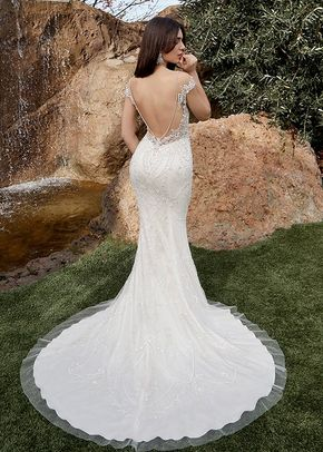 Style 2426 Sophia, Casablanca Bridal