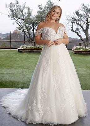 Style 2427 Myla, Casablanca Bridal