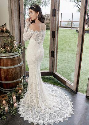 Style 2428 Reese, Casablanca Bridal