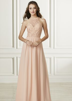 40175, Adrianna Papell Platinum Bridesmaid