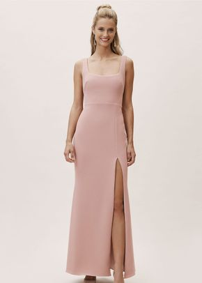 Adena Dress - Whipped Apricot, BHLDN Bridesmaids