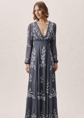 Belize Dress - Hydrangea, BHLDN Bridesmaids