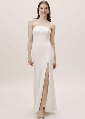 Circe Dress - Ivory, BHLDN Bridesmaids