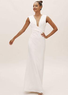 Inesse Dress - Navy, BHLDN Bridesmaids
