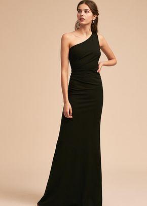 Gwyneth Dress - Black, BHLDN Bridesmaids