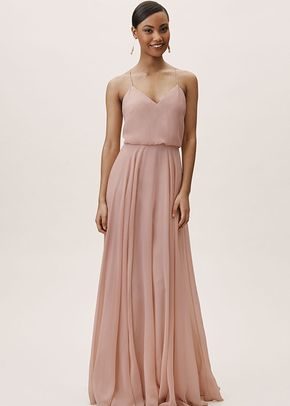 Montreal Dress - Fog, BHLDN Bridesmaids