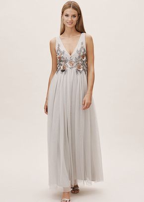 Isabel Dress - Fog, BHLDN Bridesmaids