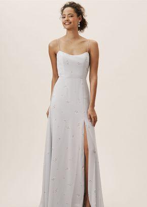 Kiara Dress - Floral, BHLDN Bridesmaids
