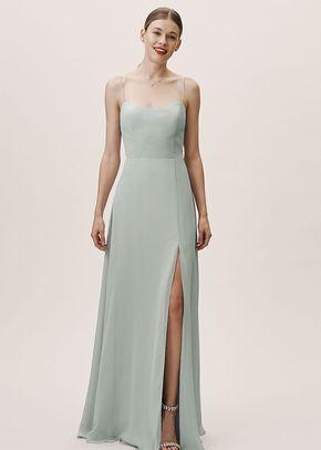 Fira Dress - Bordeaux, BHLDN Bridesmaids