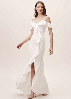 Mila Dress - Cinnamon Rose, BHLDN Bridesmaids