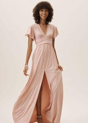 Mendoza Dress - Blush, BHLDN Bridesmaids