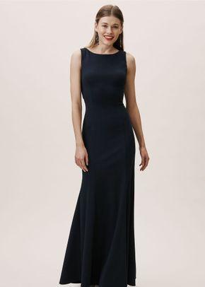 Misty Dress - Midnight, BHLDN Bridesmaids