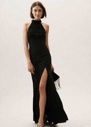 Montreal Dress - Black, BHLDN Bridesmaids