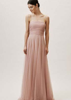 Ryder Dress - Whipped Apricot, BHLDN Bridesmaids