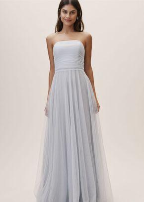 Ryder Dress - Whisper Blue, BHLDN Bridesmaids