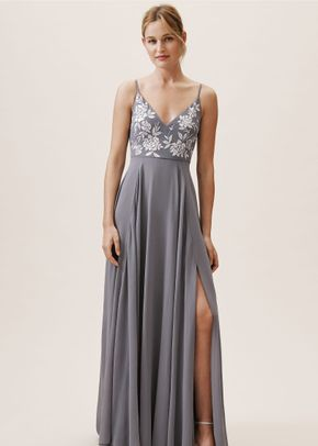 Sadia Dress - Hydrangea, BHLDN Bridesmaids