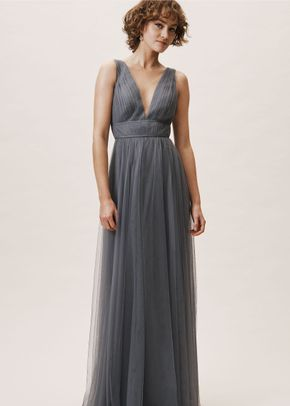 Sarita Dress - Hydrangea, BHLDN Bridesmaids