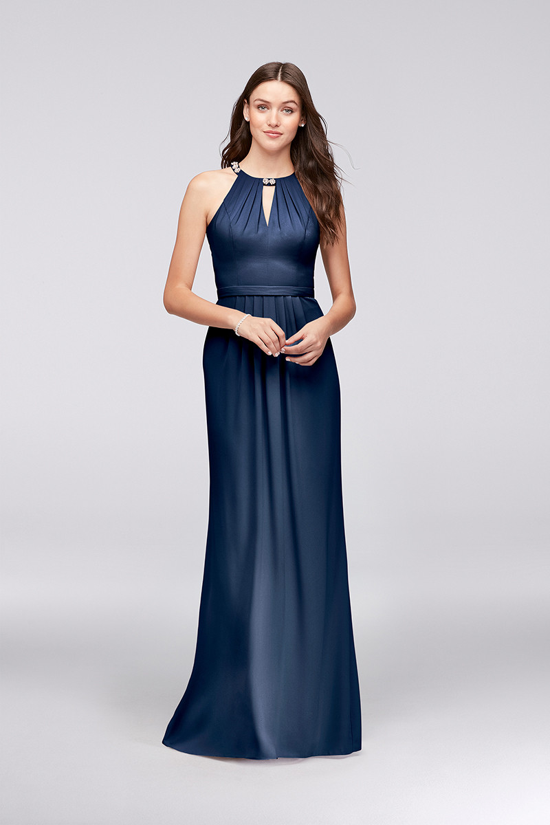 Searching for bridesmaid dresses under $? Browse David's Bridal stunning collection of bridesmaid dresses under & other discount bridesmaid dresses. $20 off regular price bridesmaid dresses | Ends December 11 | SHOP NOW > *Ends 12/11/ Price as marked online. No other discounts apply. Cannot be combined.
