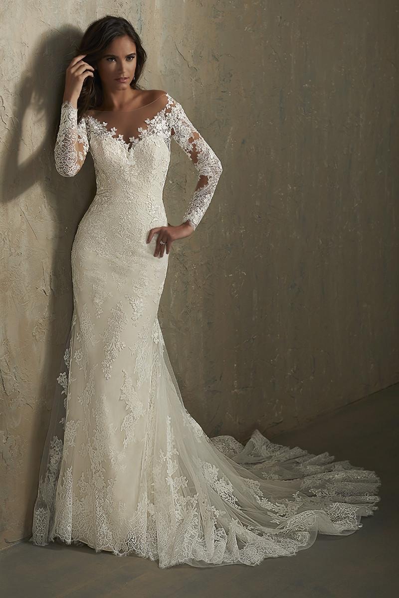 Elizabeth Mermaid Wedding Dress By Adrianna Papell