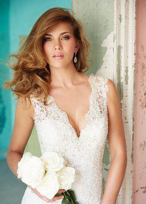 9661, Allure Bridals