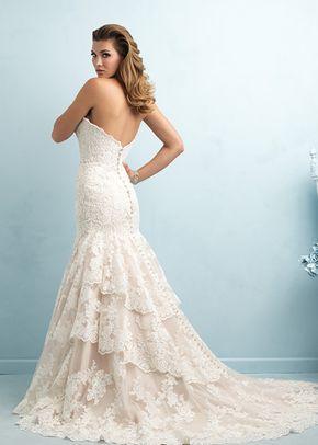 9215, Allure Bridals