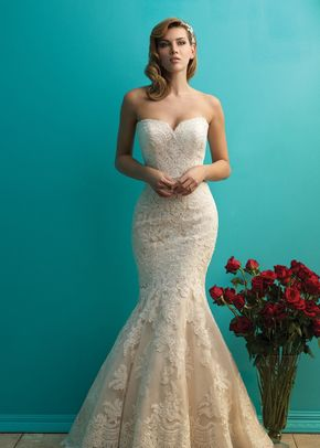 9250, Allure Bridals