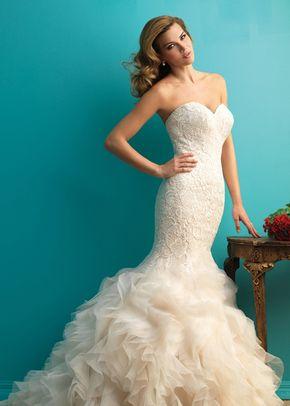 9254, Allure Bridals