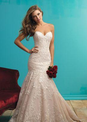 9261, Allure Bridals