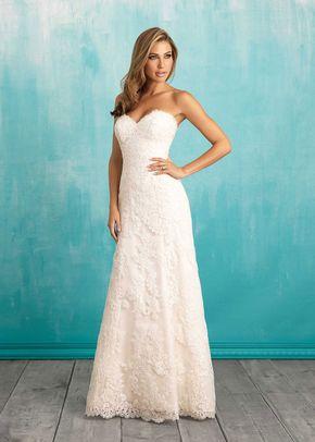 9413, Allure Bridals