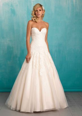 9314, Allure Bridals